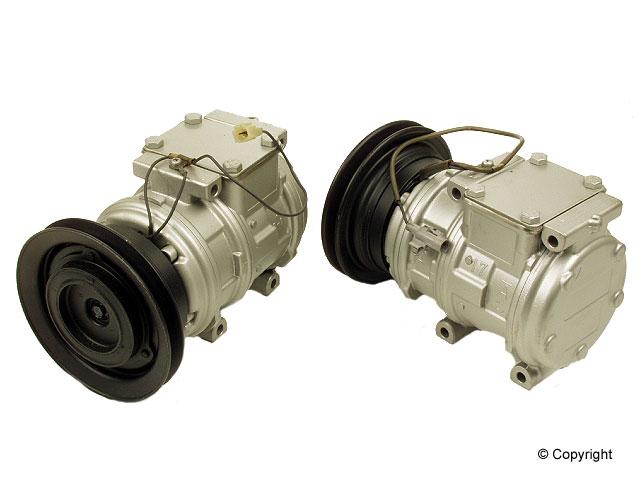 Mitsubishi AC Compressor > Mitsubishi Expo A/C Compressor