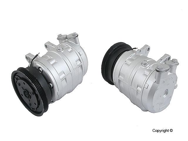 Mitsubishi AC Compressor > Mitsubishi Montero Sport A/C Compressor