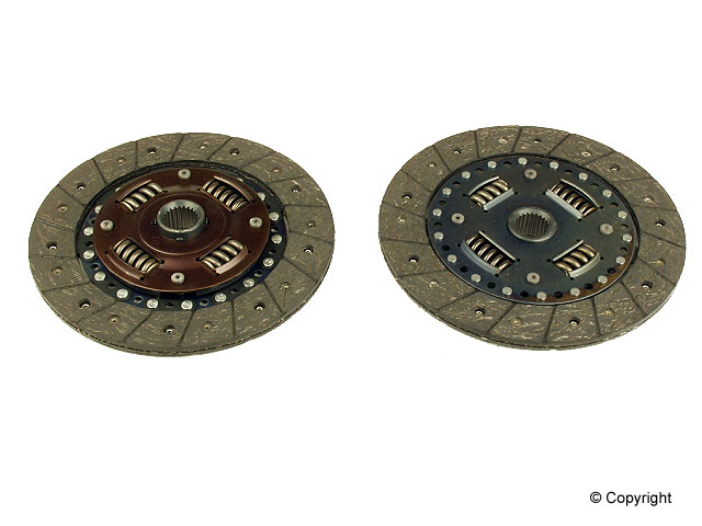 Mazda Clutch Disc > Mazda B2000 Clutch Friction Disc