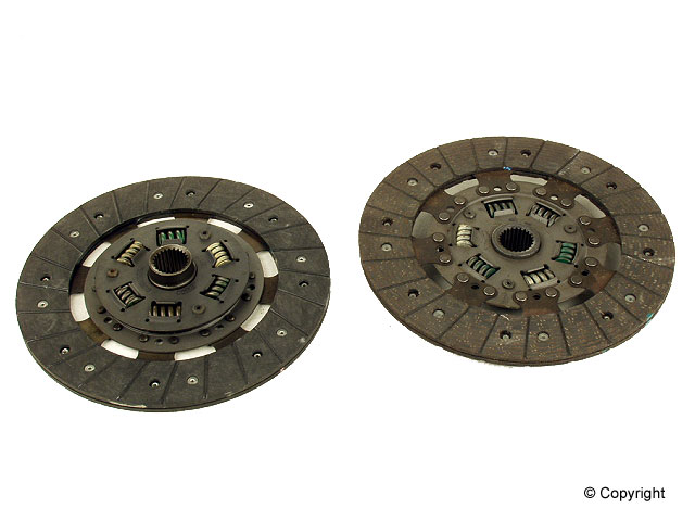 Nissan Clutch Disc > Nissan 620 Pickup Clutch Friction Disc