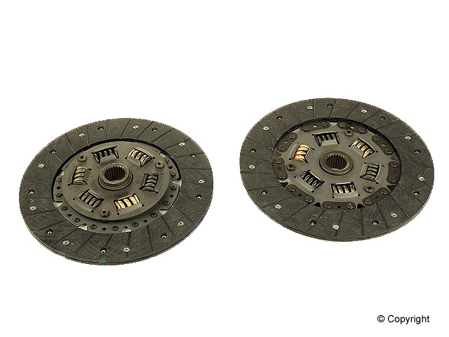 Nissan Clutch Disc > Nissan Stanza Clutch Friction Disc