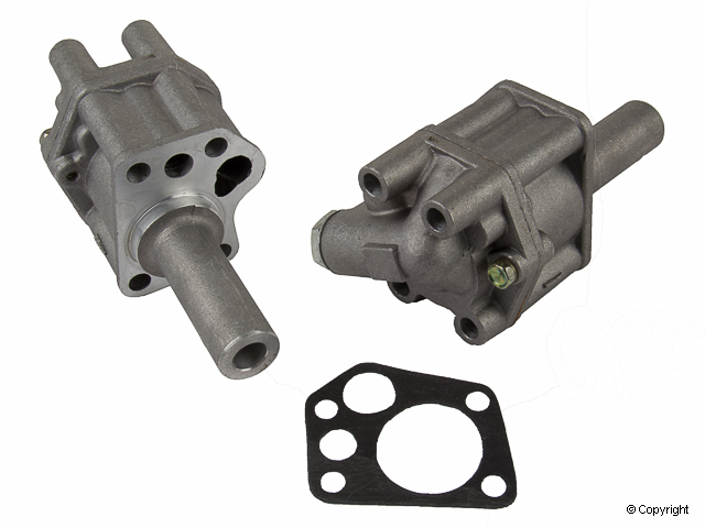 Nissan Oil Pump > Nissan D21 Engine Oil Pump