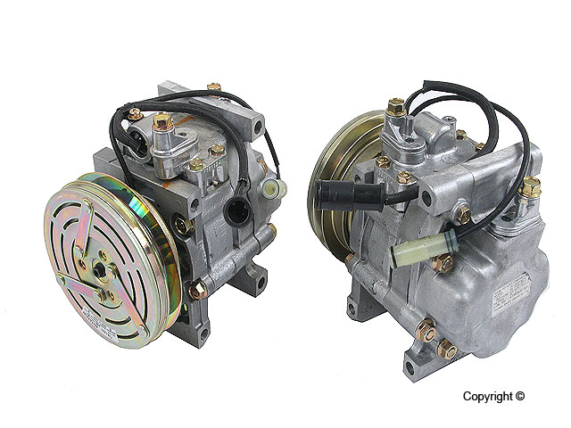 Subaru AC Compressor > Subaru GL-10 A/C Compressor