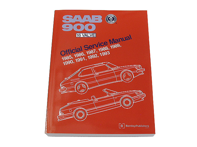 Saab Repair Manual > Saab 900 Repair Manual