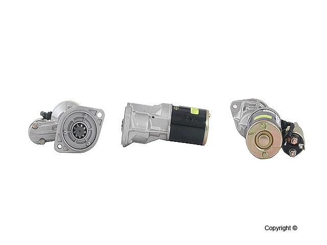 Nissan 280ZX Starter > Nissan 280ZX Starter Motor