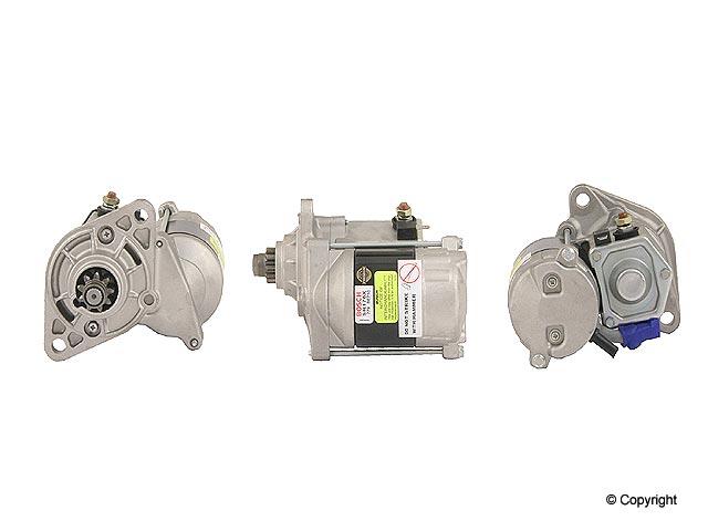 Subaru XT Starter > Subaru XT Starter Motor