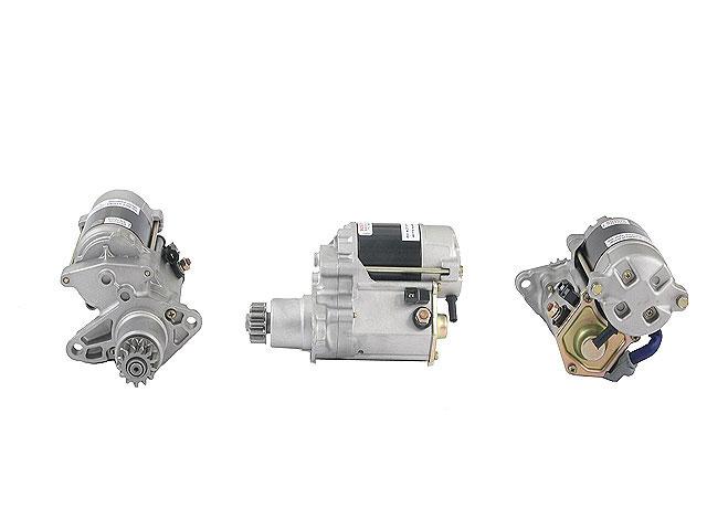 Toyota MR2 Starter > Toyota MR2 Starter Motor