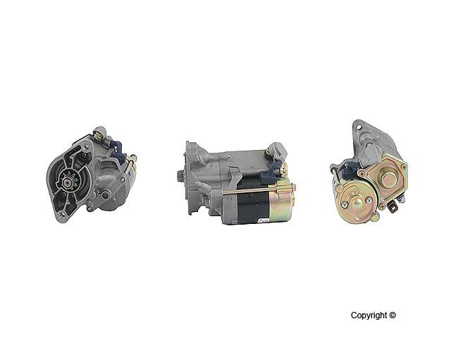 Toyota Tercel Starter > Toyota Tercel Starter Motor