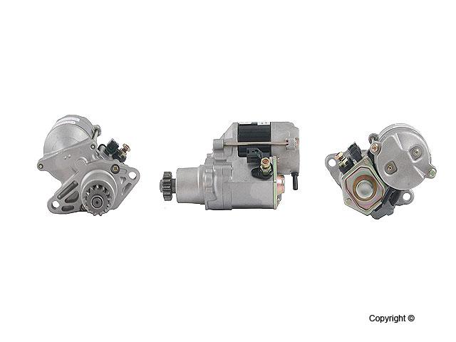 Toyota RAV4 Starter > Toyota RAV4 Starter Motor