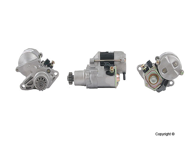 Toyota Rav4 Starter Auto Parts Online Catalog: Toyota Starter Parts At Diziabc.com