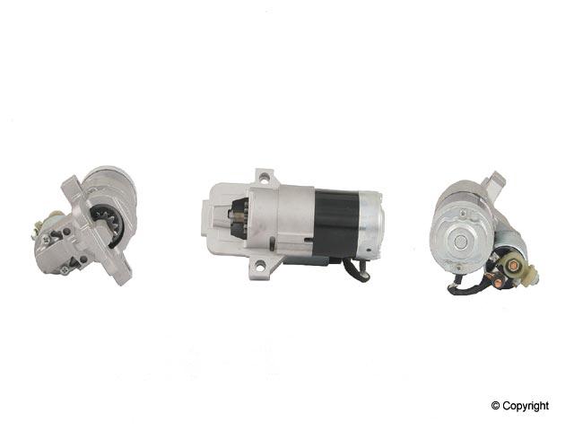 Mazda Starter > Mazda 3 Starter Motor