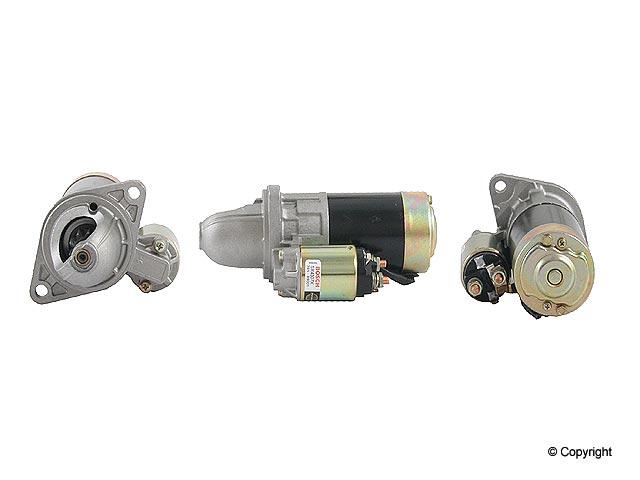 Subaru Starter > Subaru RX Starter Motor