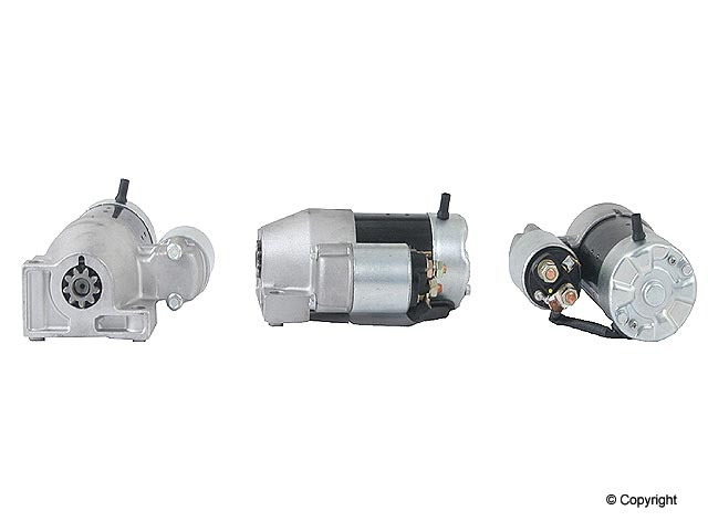 Acura SLX Starter > Acura SLX Starter Motor