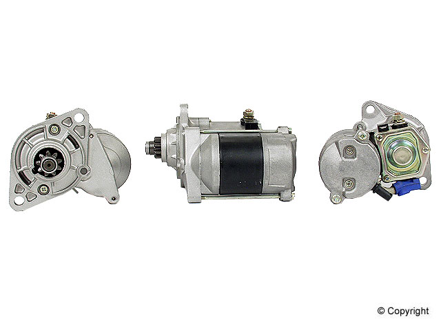 Subaru Starter > Subaru Loyale Starter Motor