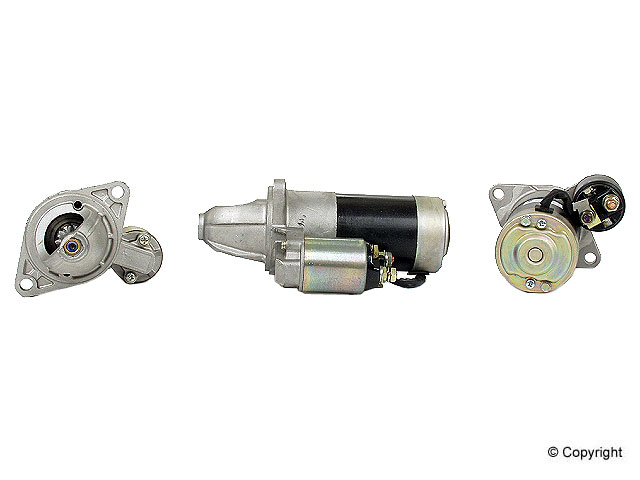 Subaru Forester Starter > Subaru Forester Starter Motor