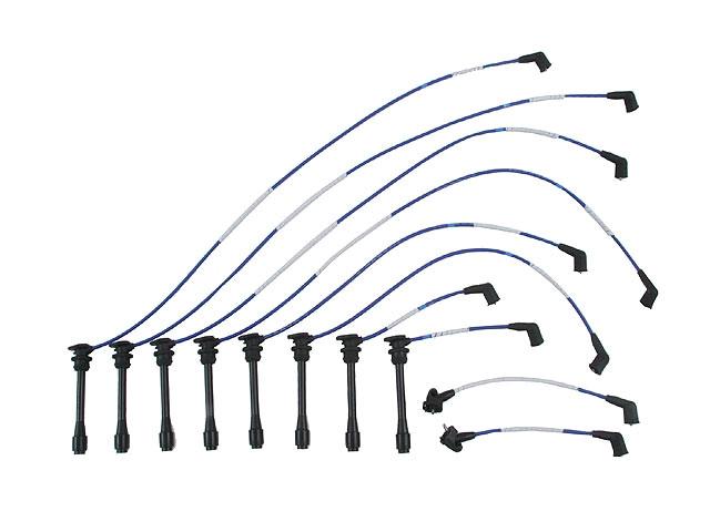 Lexus LS400 Spark Plug Wires > Lexus LS400 Spark Plug Wire Set