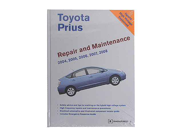 Toyota Repair Manual > Toyota Prius Repair Manual