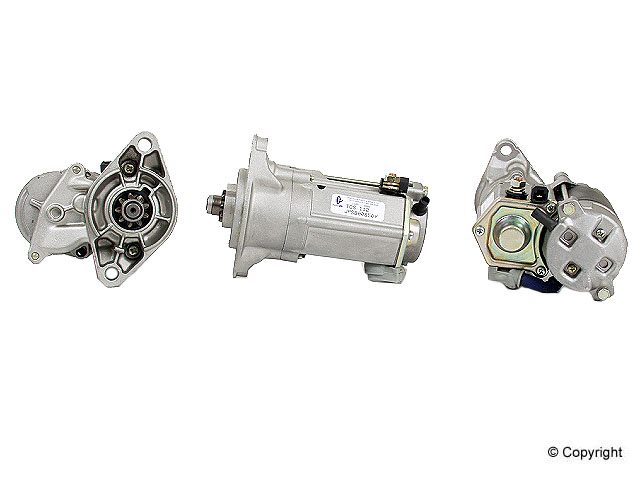 Toyota Pickup > Toyota Pickup Starter Motor