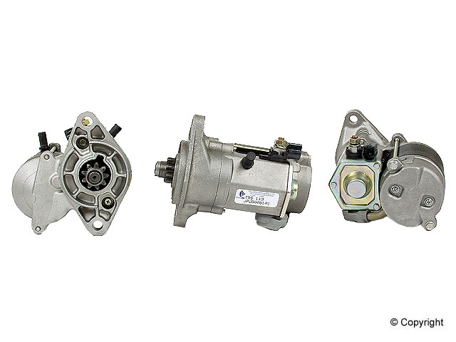 Toyota 4Runner Starter > Toyota 4Runner Starter Motor