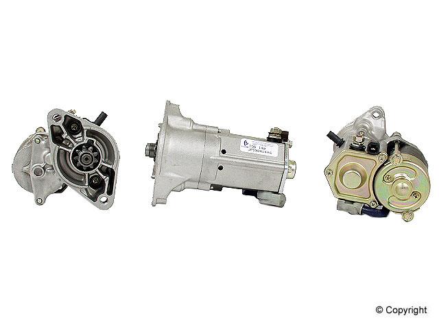 Toyota Tercel > Toyota Tercel Starter Motor