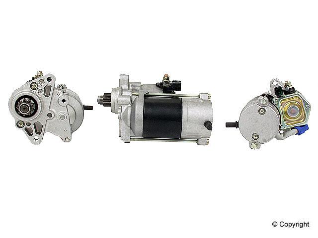 Lexus LS430 Starter > Lexus LS430 Starter Motor