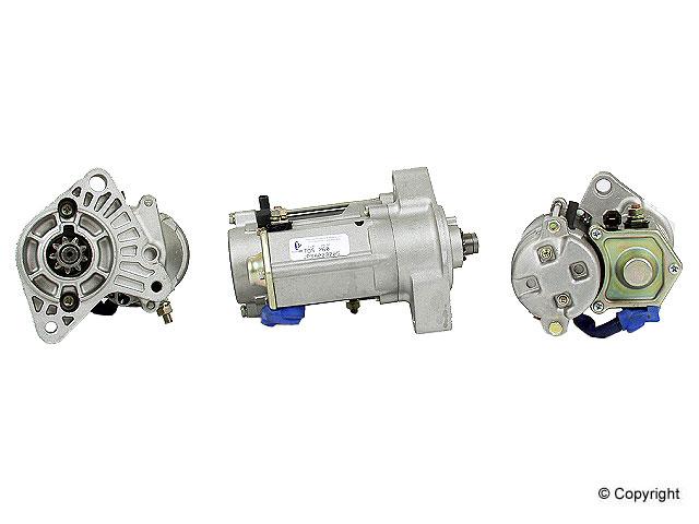 Toyota Previa Starter Auto Parts Online Catalog: Toyota Starter Parts At Diziabc.com