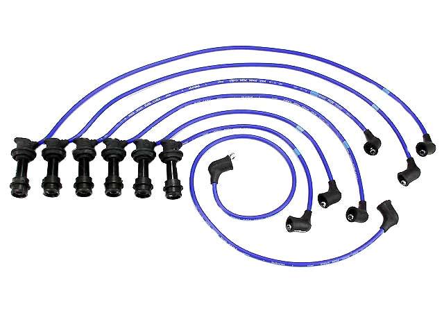 Toyota Supra Spark Plug Wires > Toyota Supra Spark Plug Wire Set