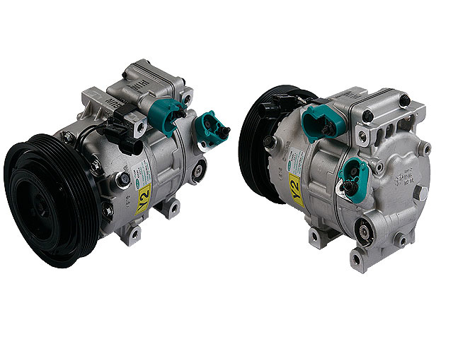 Hyundai AC Compressor > Hyundai Sonata A/C Compressor