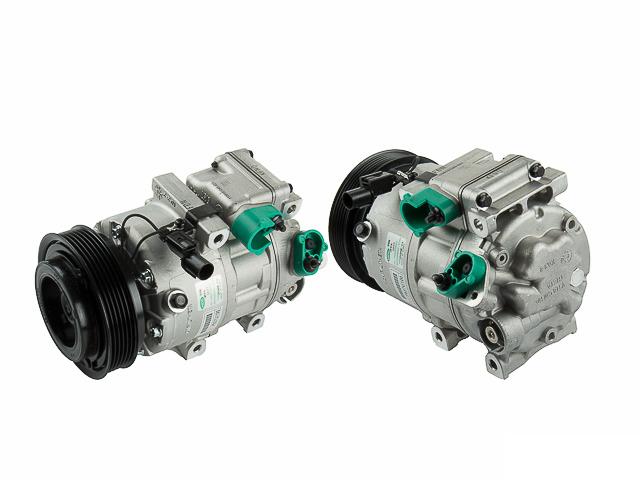 Hyundai Santa Fe > Hyundai Santa Fe A/C Compressor