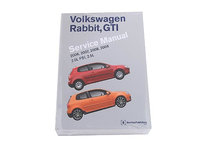 Volkswagen Rabbit Repair Manual > VW Rabbit Repair Manual
