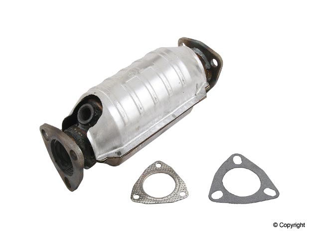 VW Vanagon Catalytic Converter > VW Vanagon Catalytic Converter