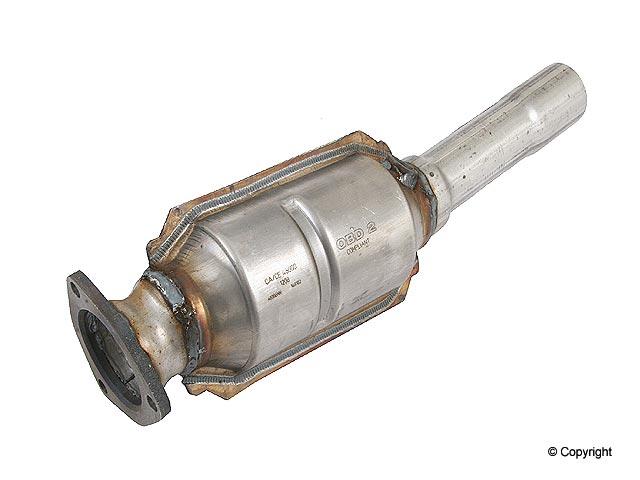 Volkswagen Cabrio Catalytic Converter > VW Cabrio Catalytic Converter