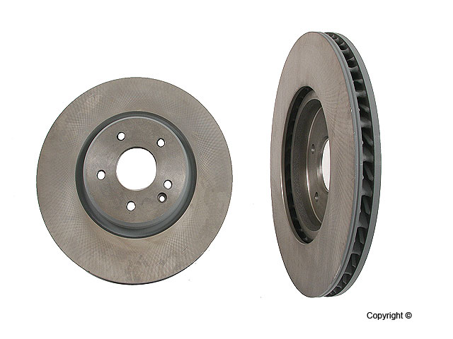 Mercedes Rotors > Mercedes C36 AMG Disc Brake Rotor