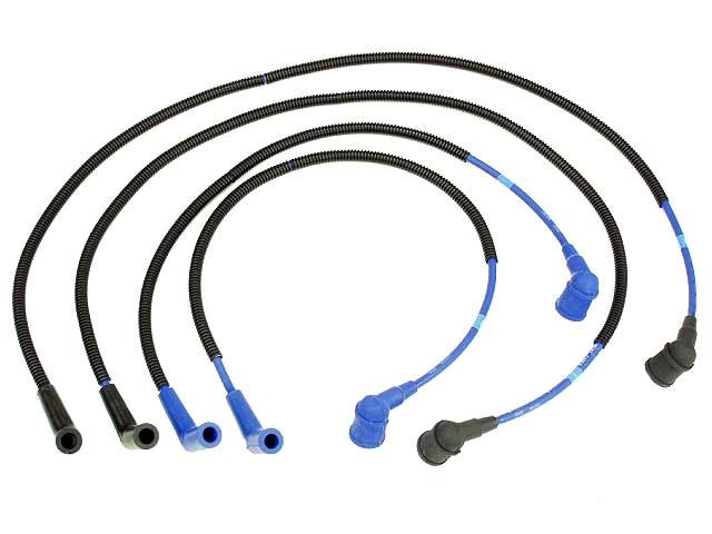 Mazda RX7 Spark Plug Wires > Mazda RX-7 Spark Plug Wire Set