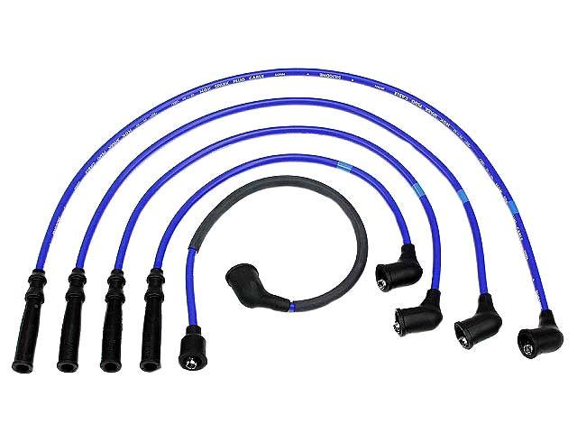 Mazda Ignition Wire Set > Mazda B2200 Spark Plug Wire Set